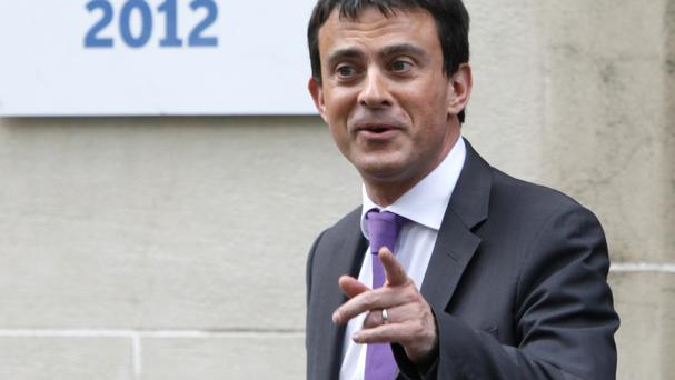 Manuel Valls will run for president (AP)