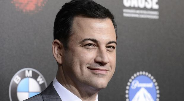Jimmy Kimmel will host the Oscars (Dan Steinberg/Invision/AP)