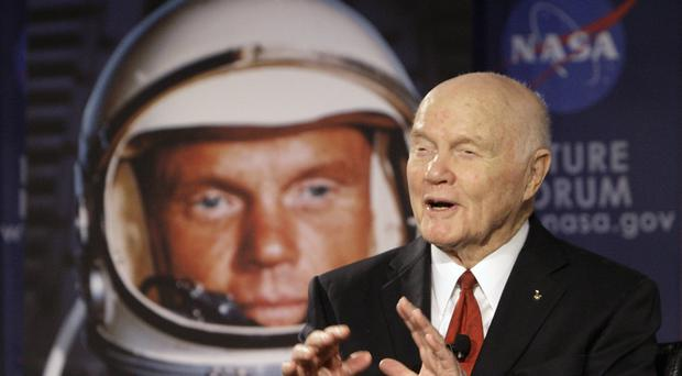 US Sen and former astronaut John Glenn has died (AP)
