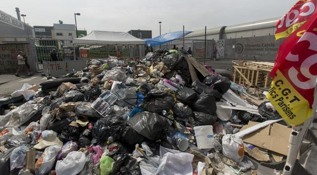 Sweden's recycling is so revolutionary, the country has to import rubbish from other countries to keep its recycling plants going. What lessons can we learn, asks Hazel Sheffield (File photo)