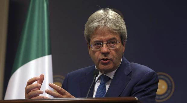 Paolo Gentiloni will be the next prime minister (AP)