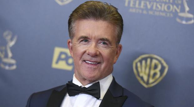 Alan Thicke pictured last year (Invision/AP)
