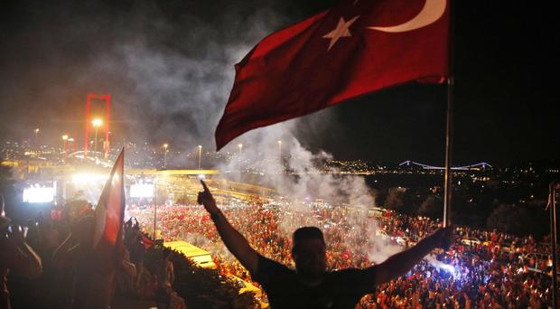 Turkey and Brussels have been at odds about Ankara's security crackdown since the failed coup in July