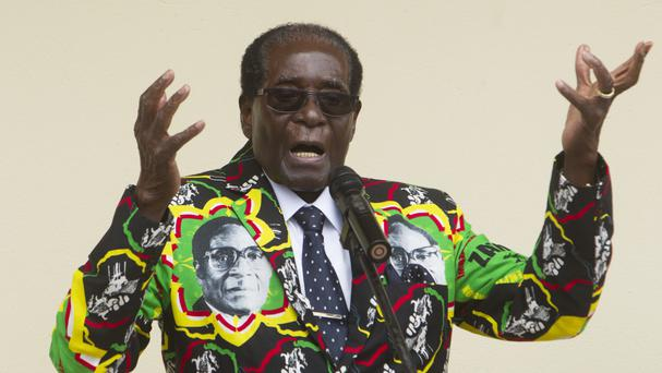 Robert Mugabe has been in power since the southern African nation's independence from white minority rule in 1980 (AP/Tsvangirayi Mukwazhi)