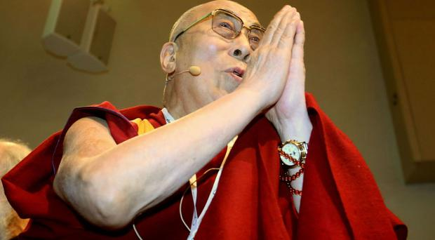 The Dalai Lama will not be allowed into Mongolia - even on religious grounds