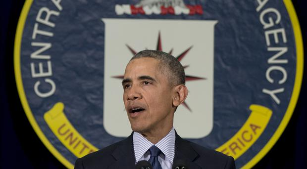 Mr Obama's administration has frequently been at odds with the Israelis over the course of his presidency (AP)