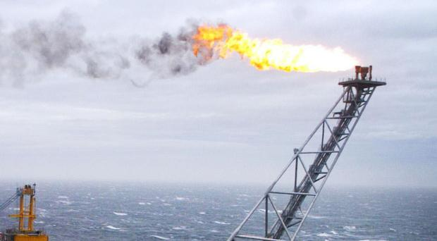 The facility amounts for 90% of Denmark's annual natural gas production