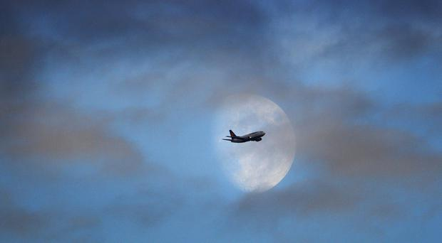 A search is under way for the missing aircraft