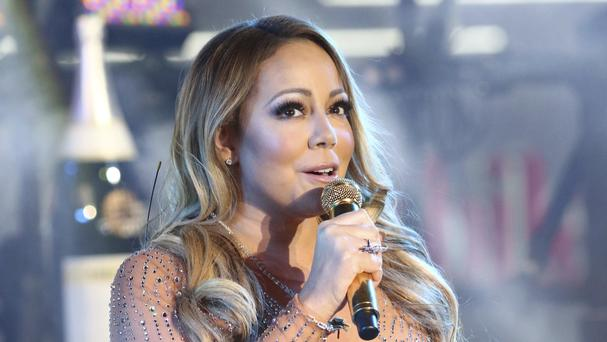 Mariah Carey's vocal disaster during the Times Square event made world headlines (Invision/AP)