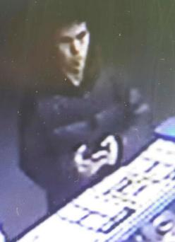 CCTV footage showing the chief suspect in the Turkish nightclub massacre