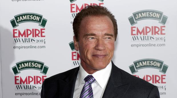 Arnold Schwarzenegger is hosting The New Celebrity Apprentice, in which Donald Trump retains a producing stake