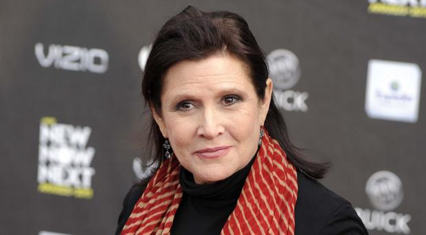 Carrie Fisher died after suffering a heart attack on a flight from London to Los Angeles