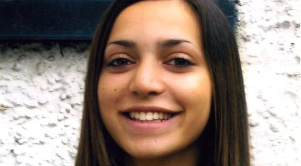 Meredith Kercher was killed at a house in Perugia, Italy
