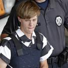 Shooting suspect Dylann Roof did not ask to be spared the death penalty. (AP/Chuck Burton)