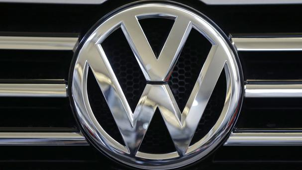 VW shares rise as $4.3 bln emissions deal with US nears