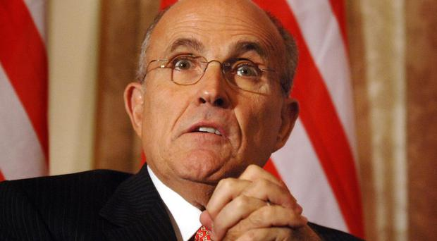 Rudy Giuliani had been considered for several cabinet-level positions, including secretary of state, but eventually pulled himself out of the running