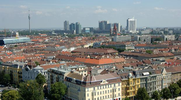 The teenager was arrested in Vienna last week