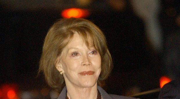 Actress Mary Tyler Moore has died