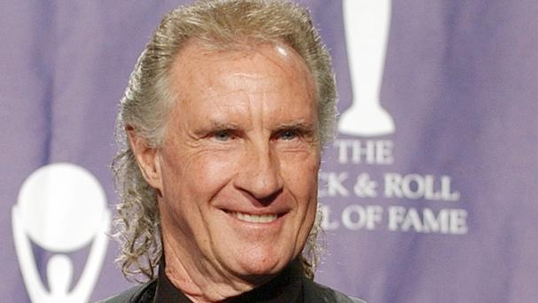 Karen Klass, the ex-wife of Righteous Brothers singer Bill Medley, pictured, was raped and killed in 1976 (AP)