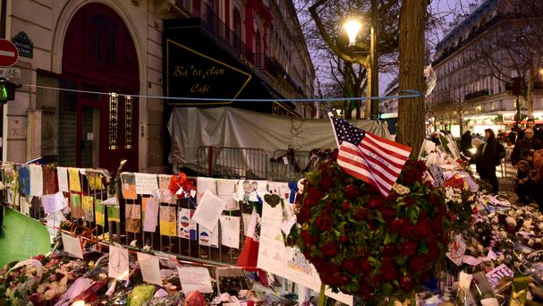 More than 130 people died in terror attacks in Paris in 2015