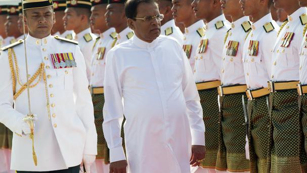 The astrologer predicted the death of Sri Lankan President Maithripala Sirisena.