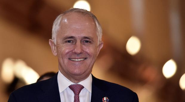 Malcolm Turnbull said there would be no link between the refugee resettlement and any future US request for military help in the Middle East or the South China Sea