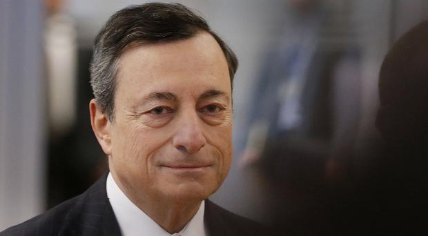 ECB president Mario Draghi warned against deregulation in the banking sector