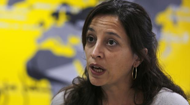 Amnesty has recorded at least 35 methods of torture in Syria since the late 1980s, said Lynn Maalouf (AP)