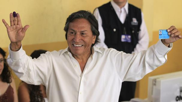 Perú Judge Orders Arrest of Ex-President Alejandro Toledo for Odebrecht Corruption