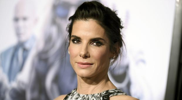 A man arrested inside the home of actress Sandra Bullock had his rights violated by police, a court has ruled (Richard Shotwell/Invision/AP)