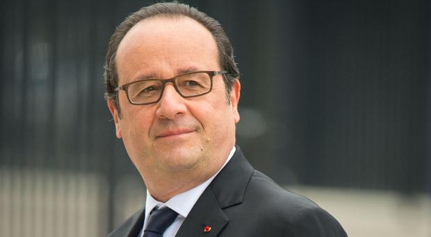 French President Francois Hollande is calling for new security measures around the country's presidential race, notably to protect against hacking