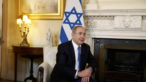 Israeli Prime Minister Benjamin Netanyahu is visiting the United States