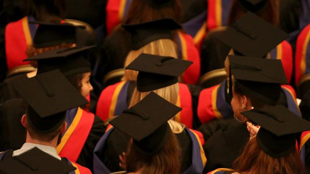 Northern Ireland has enjoyed the highest application rate to universities across the UK this year, statistics show.