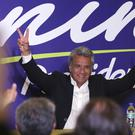 Lenin Moreno urged his closest rival to concede defeat