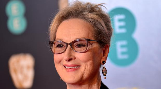 Meryl Streep was described as 'overrated' by US president Donald Trump