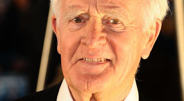 John le Carre penned a series of highly-acclaimed novels featuring George Smiley