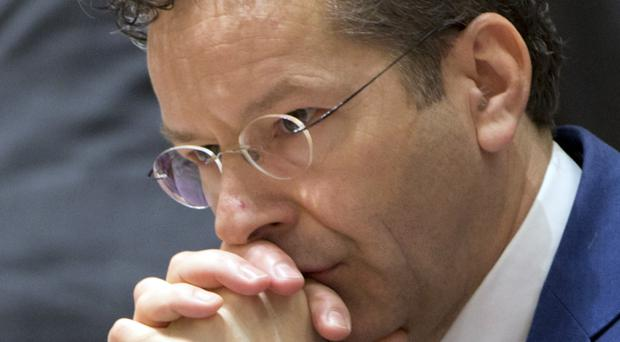Jeroen Dijsselbloem has been criticised for his comments in a newspaper interview (AP)