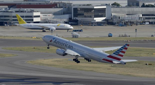 Nearly 20,000 American Airlines passengers were denied boarding in February even though there were empty seats, it was claimed