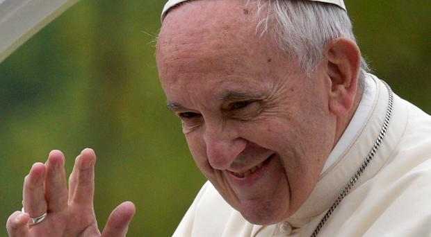 Message: Pope Francis