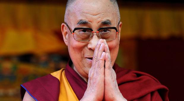 The Dalai Lama is visiting India