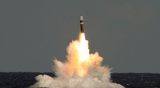 The missile was launched near the eastern city of Sinpo, the US Pacific Command said