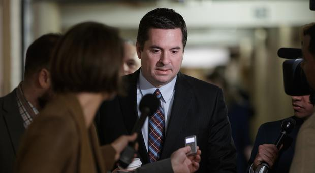 Devin Nunes is temporarily stepping aside from the Russia probe (AP/J Scott Applewhite)