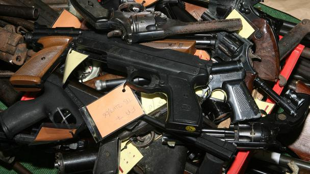 ETA hands French authorities weapons cache list