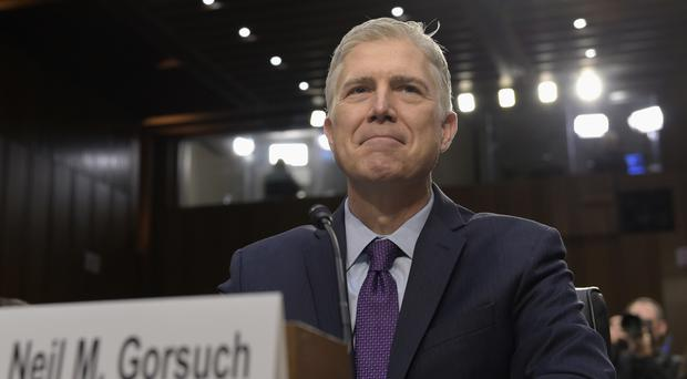 The Senate has confirmed Supreme Court nominee Neil Gorsuch (AP/Susan Walsh)