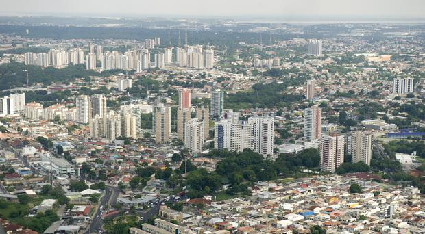 Manaus, Brazil, where 11 inmates have died at a prison