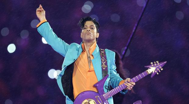 Prince died aged 57 one year ago (AP)