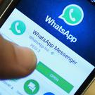 The WhatsApp system was identified by the crackdown