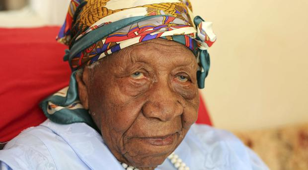 117-year-old Jamaican woman is newest oldest person in world