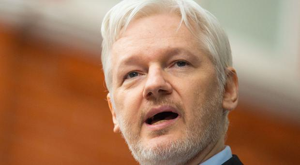Julian Assange has not left Ecuador's embassy in London since 2012