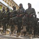 A number of soldiers have died following a roadside bombing in Somalia (Farah Abdi Warsameh/PA)